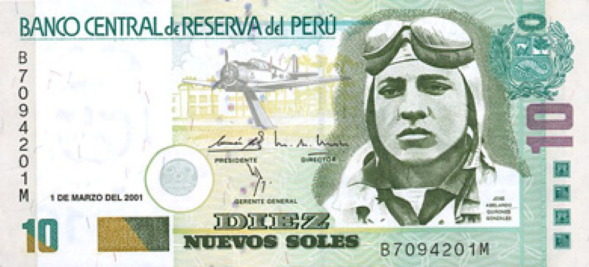 Peru currency the paper currency of peru shown currency exchange peru money front altavistaventures Images