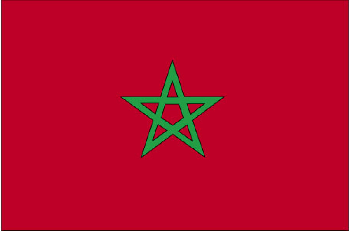 morocco flag date of adoption morocco flag description and image