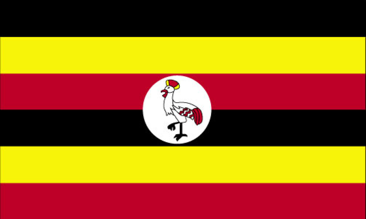 Uganda flag date of adoption uganda flag description and image uganda flag description and image countryreports buycottarizona