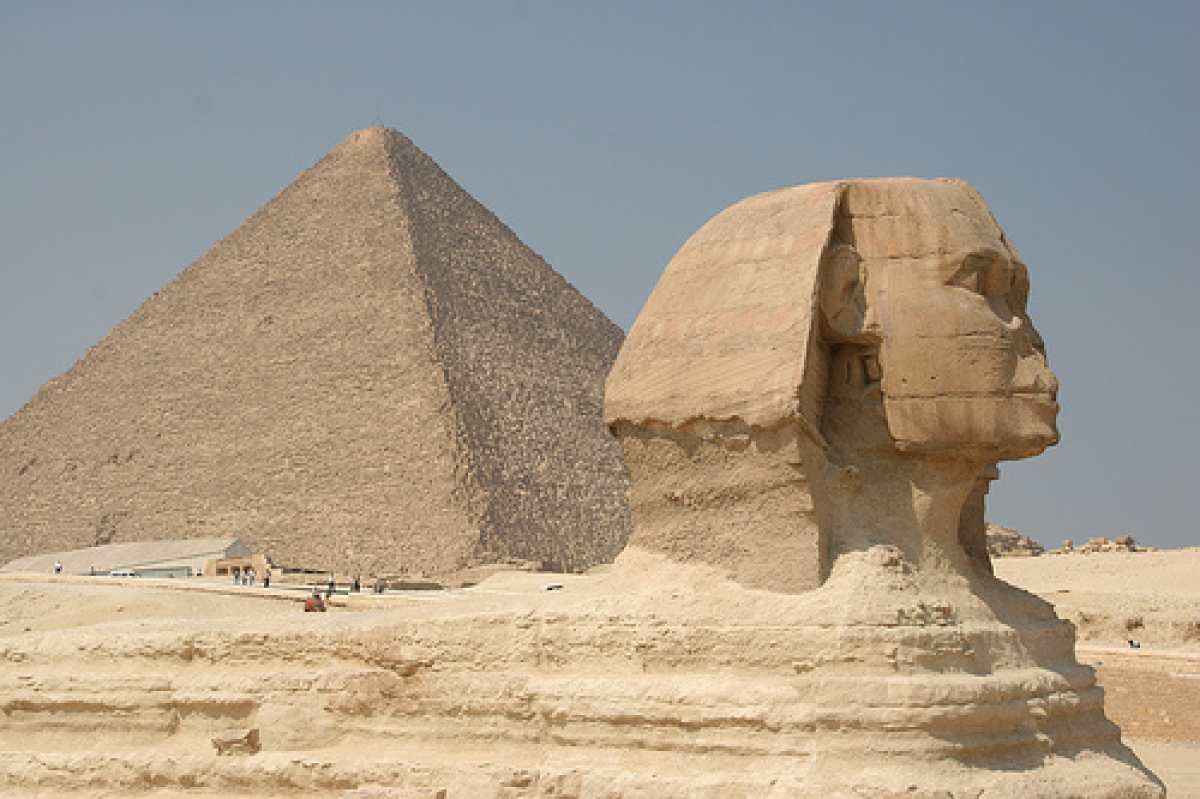 Egypt Facts Culture Recipes Language Government Eating - Map of egypt tourist sites