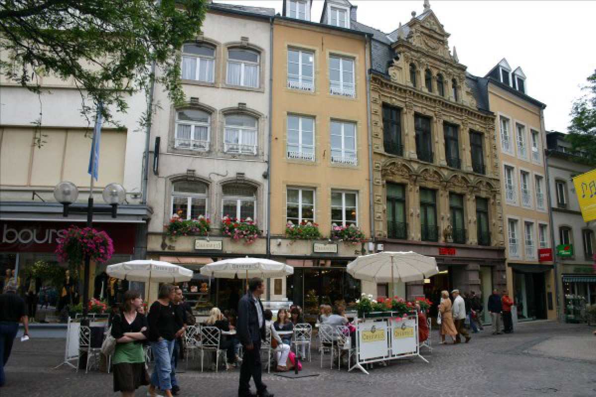 Luxembourg Facts Culture Recipes Language Government